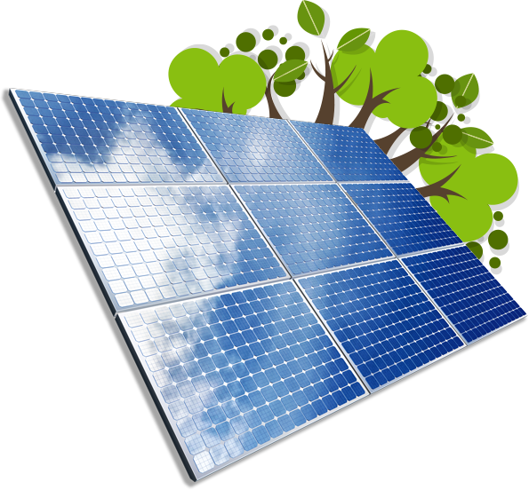 service solar panel