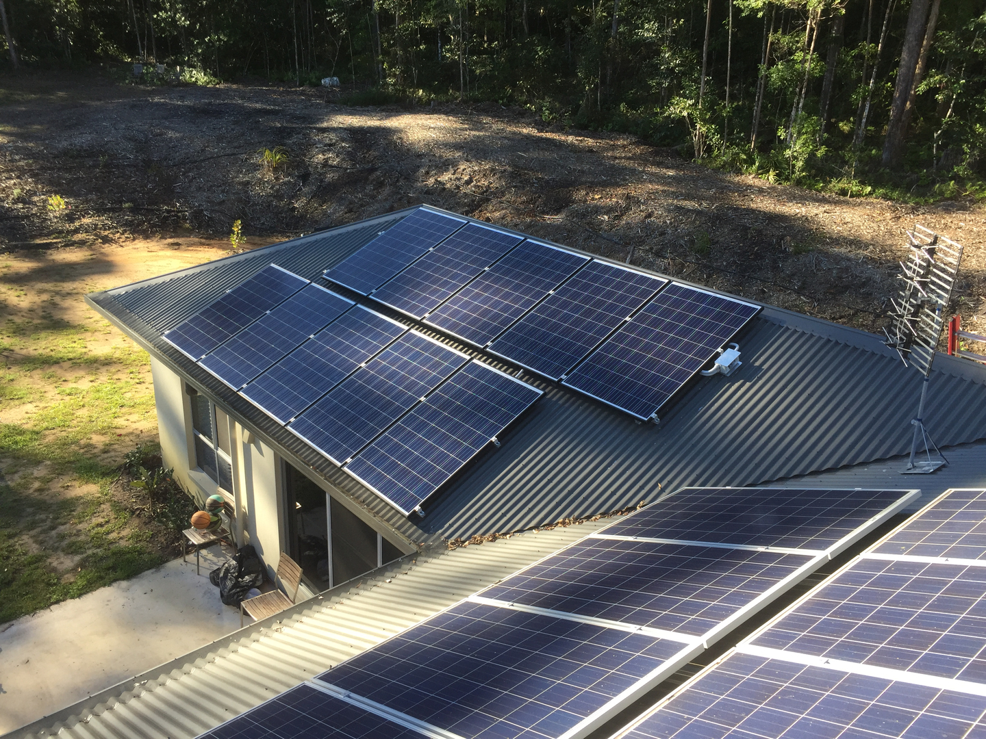 How Much Solar Power Do I Need To Run My Home?